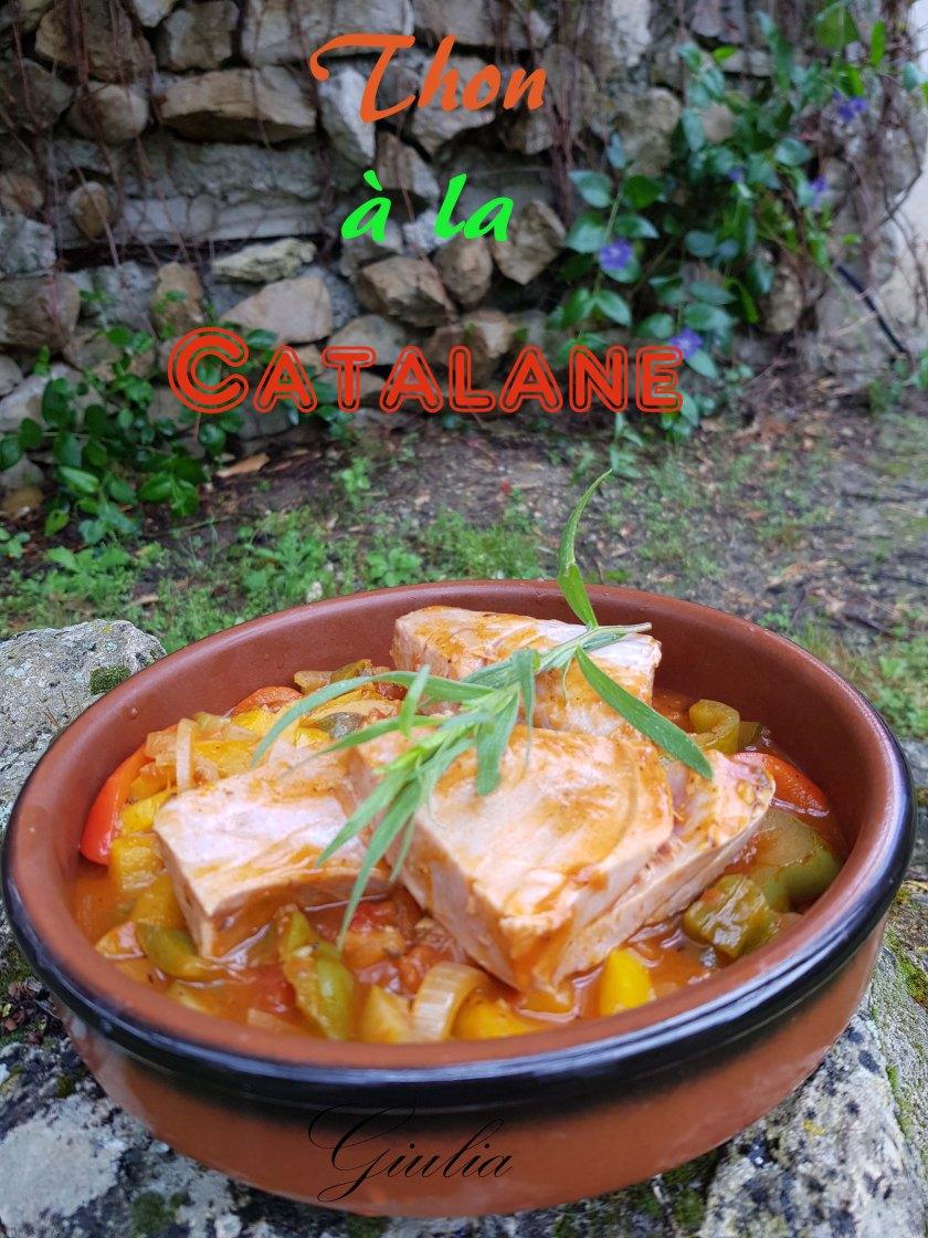 Thon a la catalane